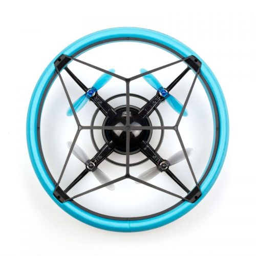 Mini dorn Silverlit Bumper Drone niebieski