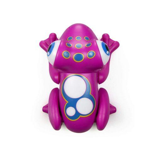 Żabka z językiem magnetycznym Gloopy Frog Silverlit 88565 różowa