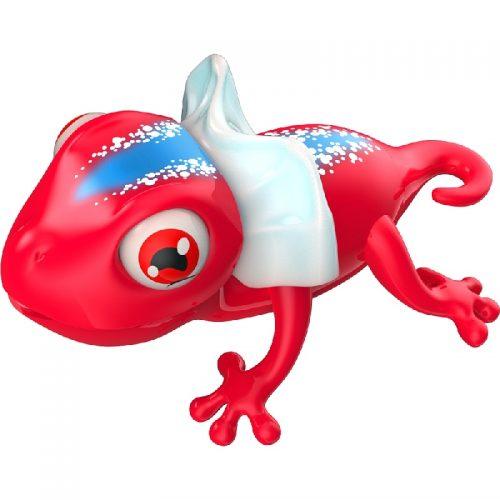 Jaszczurka z językiem magnetycznym Gloppy Lizard Silverlit 88566 czerwona