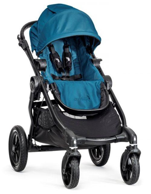 Wielofunkcyjny wózek spacerowy City Select Baby Jogger - z opcją wózka bliźniaczego - 16 kombinacji