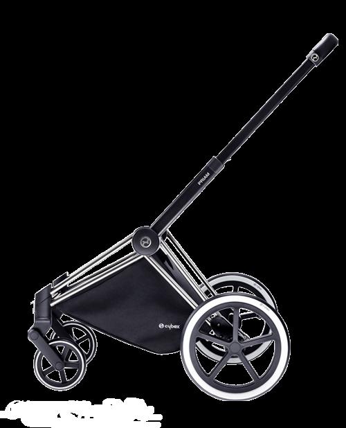 Priam wózek głęboki gondola + stelaż koła lekkie, terenowe lub Trakingowe