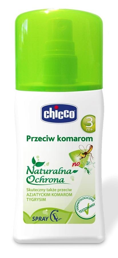 Chicco Spray do odstraszania komarów Zanzano