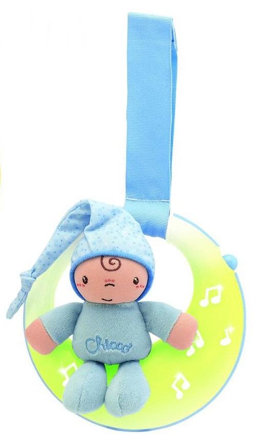 Chicco Muzyczny Księżyc niebieski muzyka Bach Mozart