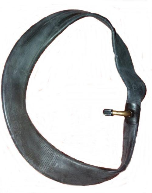 Dętka do wózków z opona z niskim profilem 10 cali przednie koło, zakrzywiony wentyl Bass Soft inne Roan