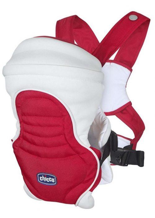 Wielofunkcyjne nosidełko dziecięce Chicco Soft and Dream 0-9 miesięcy Scarlet
