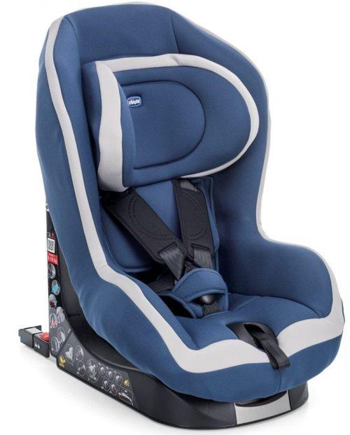 Fotelik samochodowy Chicco Go One Isofix 9-18 kg następca X-space Blue