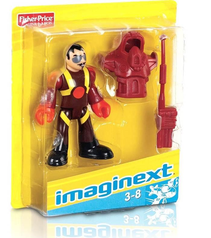 Figurki Imaginext Fisher Price V5931