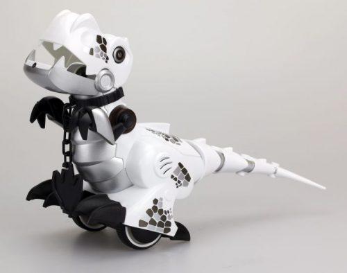 Zdalnie sterowany robot Train My Diono kolor biały Silvelit