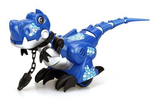 Zdalnie sterowany robot dinozaur Train My Diono Niebieski