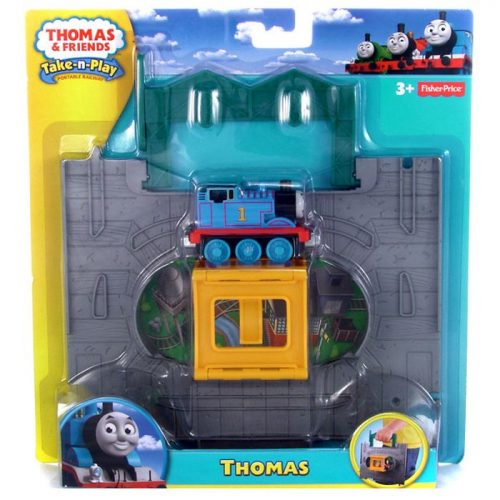 Tomek i przyjaciele zestaw startowy  Fisher Price Y8759 Thomas
