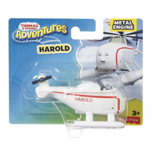 Fisher Price Thomas mała lokomotywka DWM28 Harold
