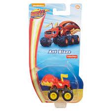 Fisher Price samochodzik Baze and The Monster Machines Ant Blaze