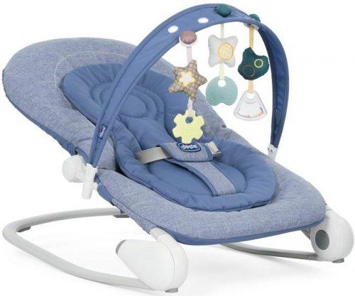 Leżaczek do niemowląt i dzieci od 0- 18 kg Chicco Hoopla New Avio
