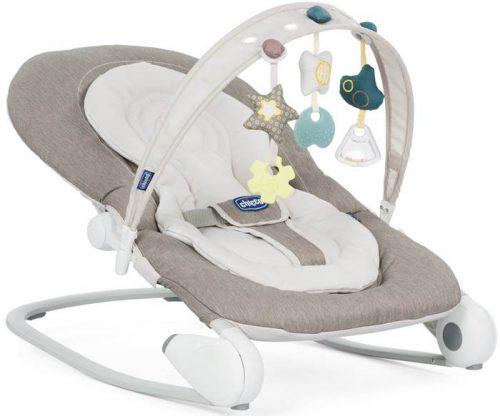 Leżaczek do niemowląt i dzieci od 0- 18 kg Chicco Hoopla New Legend