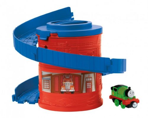 Tomek i Przyjaciele Take-n-Play Spiralny Tor Fisher Price Thomas