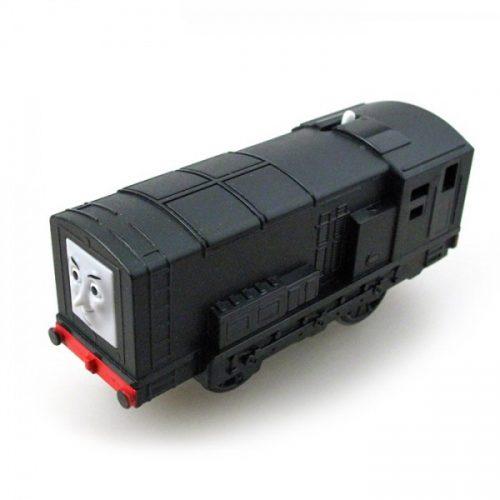 Lokomotywy z napędem z serii TrackMaster od Fisher Price Diesel