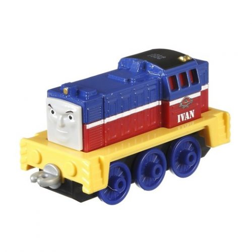 Fisher Price Thomas mała lokomotywka DWM28 Ivan