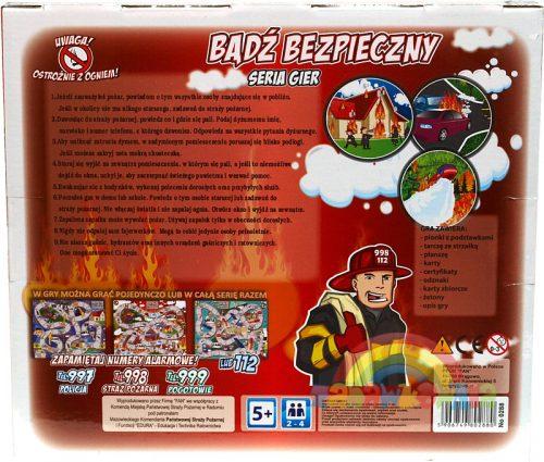 Gry planszowe dla zostań strażakiem