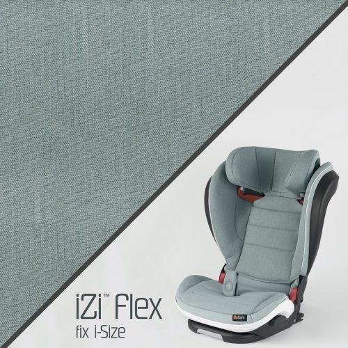 Besafe Izi Flex Fix I-Size 15-36 kg fotelik samochodowy Morska Zieleń 09