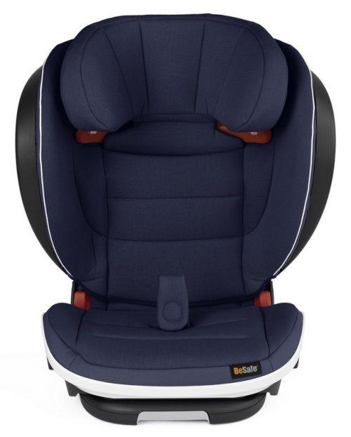 Besafe Izi Flex Fix I-Size 15-36 kg fotelik samochodowy Granat Melange 13