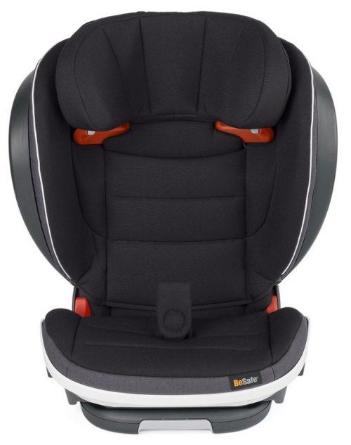 Besafe Izi Flex Fix I-Size 15-36 kg fotelik samochodowy Czarny Melange 01
