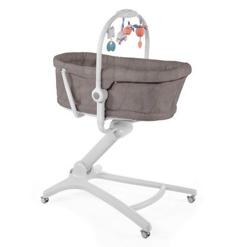 Baby Hug 4w1 Chicco krzesełko łóżeczko fotel kolor Legend