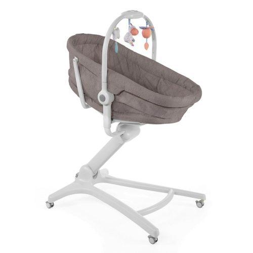 Baby Hug Chicco 4w1 Spectrum łóżeczko, krzesełko do karmienia