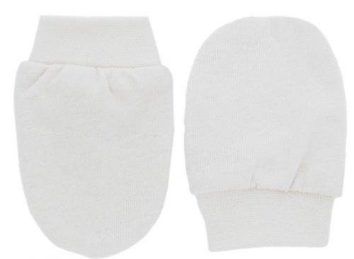 Ty i My Niedrapki rękawiczki dla niemowląt Biały