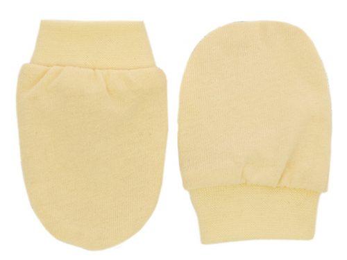 Ty i My Niedrapki rękawiczki dla niemowląt Żółty