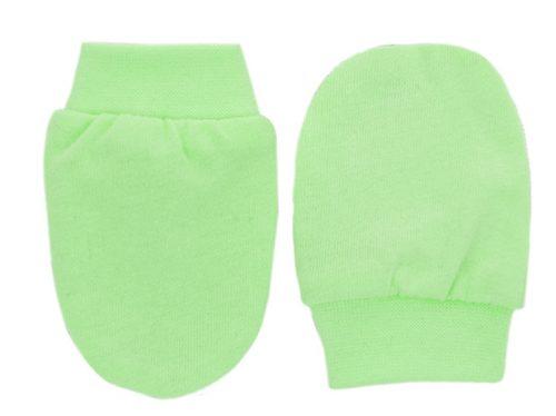 Ty i My Niedrapki rękawiczki dla niemowląt Seledynowy