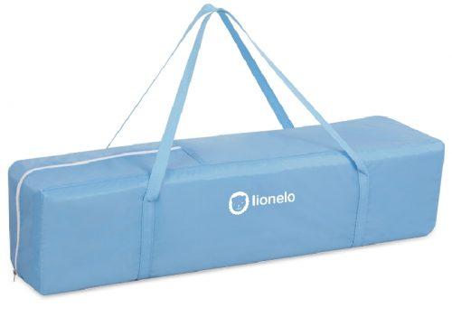 Kojec dla dziecka - łóżeczko turystyczne Stella Blue Animals Lionelo