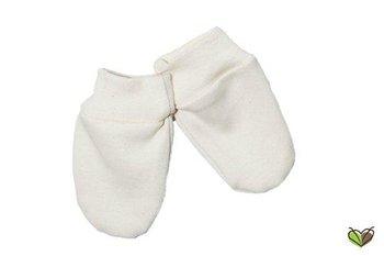 Nanaf Organic Rękawiczki niedrapki dla noworodków Beżowy