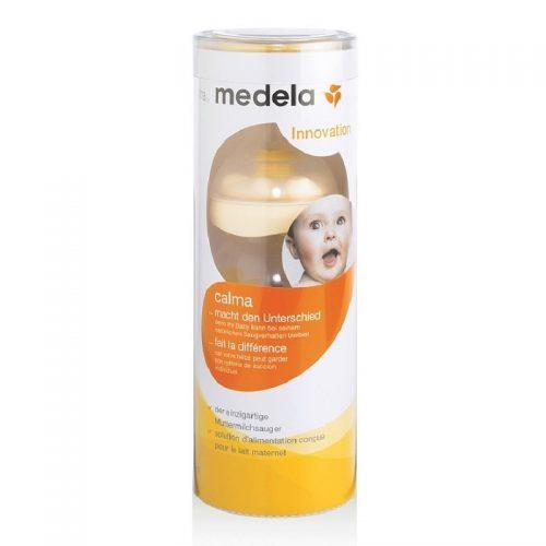Zestaw Calma Medela - butelka 150ml + smoczek