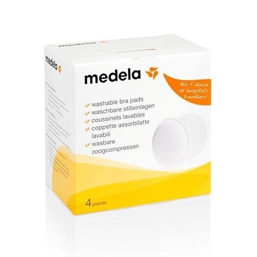 Wielorazowe wkładki laktacyjne ok 4 szt Medela