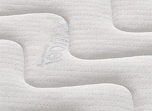 Materac 120x60 lateksowo piankowy kazumi tecomat pokrowiec 2421BC