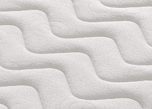 Materac 140x70 lateksowo piankowy kazumi tecomat pokrowiec kółka