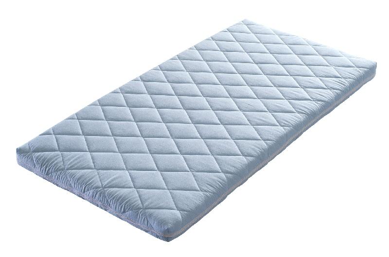 Materac lateksowy do łóżeczka 160x80 Kazumi Gel Tecomat  pokrowiec mikrofibra