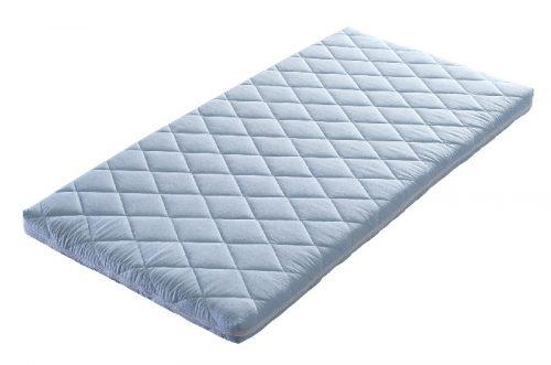Materac lateksowy do łóżeczka 160x80 Kazumi Gel Tecomat  pokrowiec 2421BC