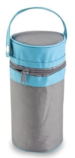 Nowoczesne termoopakowanie Lovi z praktycznym uchwytem Niebieski