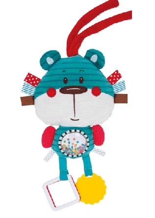 Pluszowa zabawka dla dzieci i niemowląt Forest Friends Canpol Babies Niebieski