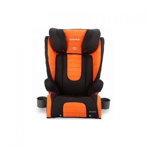 Fotelik samochodowy z systemem IsoFix Monterey 2 firmy Diono kolor Tangerine
