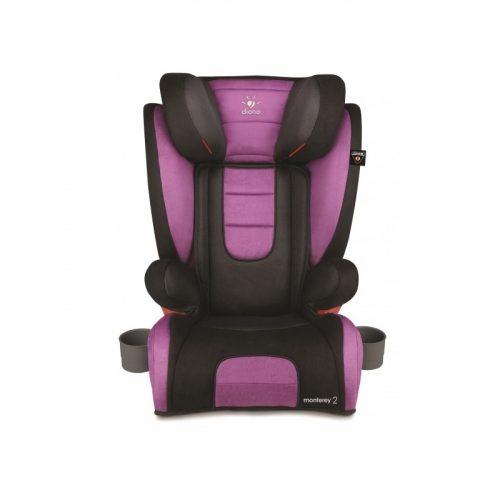 Fotelik samochodowy z systemem IsoFix Monterey 2 firmy Diono kolor Purple