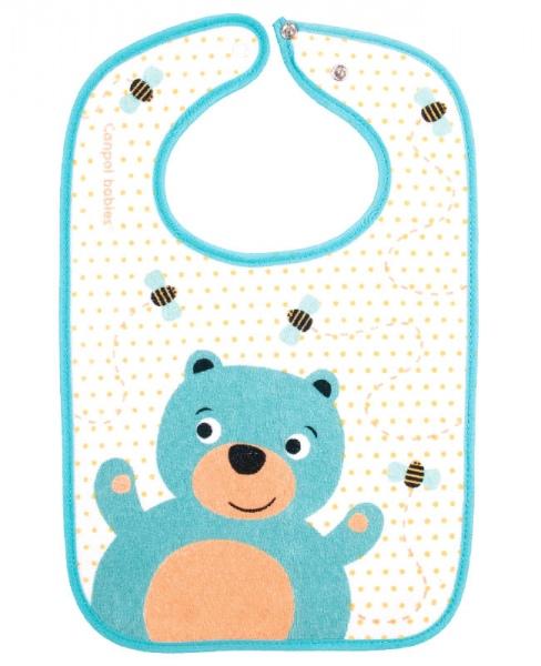 Śliniaczek bawełniany Cute Animals Canpol Babies