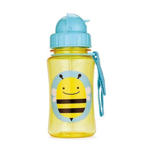 Bidon ze słomką 350 ml Pszczoła Skip Hop