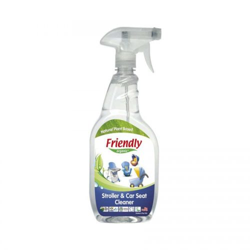Spray do czyszczenia wózków i fotelików samochodowych Friendly 650ml