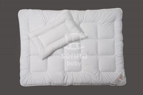 Pościel Senna Baby - miękkie wypełnienie antyalergiczne Fun poduszka i kołderka 90 x 120 cm