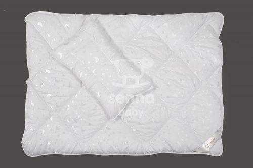Kołderka dziecięca 90x120 + poduszka Moons&Stars lato
