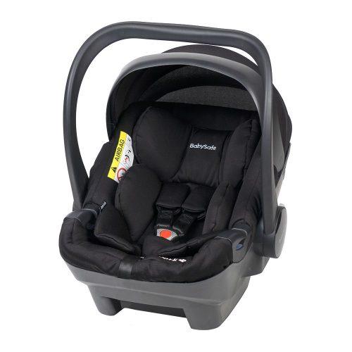 Fotelik samochodowy 0-13 kg Baby Safe York kolor Czarny