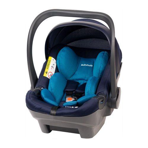 Fotelik samochodowy 0-13 kg Baby Safe York kolor Niebieski