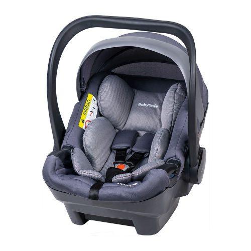 Fotelik samochodowy 0-13 kg Baby Safe York kolor Szary